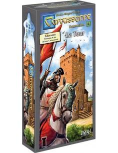 Carcassonne - Extension 4 :...