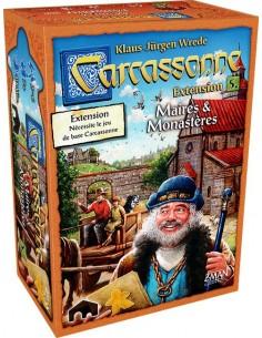 Carcassonne - Extension 5 :...