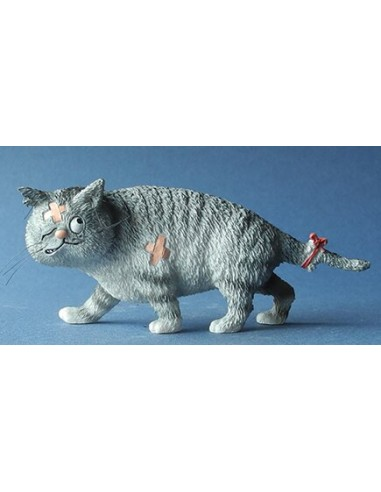 Figurine Chat Dubout - Gros Matou