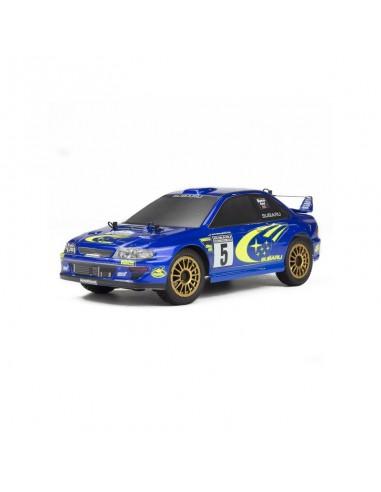 SUBARU WRC 1999 GT24 1/24ÈME 4X4 RTR...