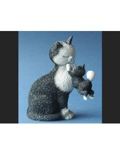 Figurine Chat Dubout - Les...