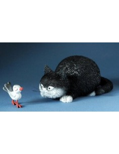 Figurine Chat Dubout -...
