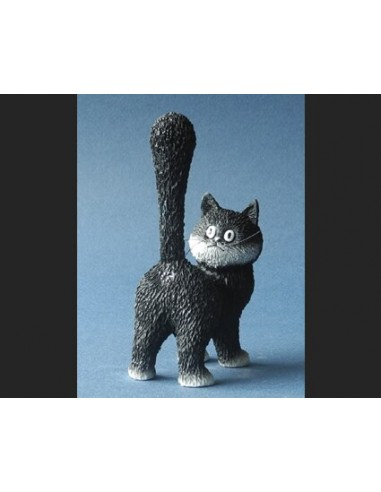 Figurine Chat Dubout - Le 3ème Oeil