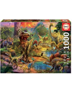 Puzzle 1000 pièces Educa -...