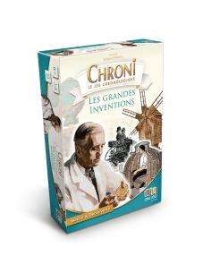 Chroni - Les grandes...