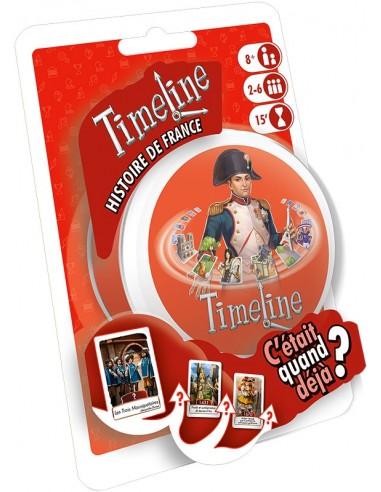 Timeline - Histoire de France