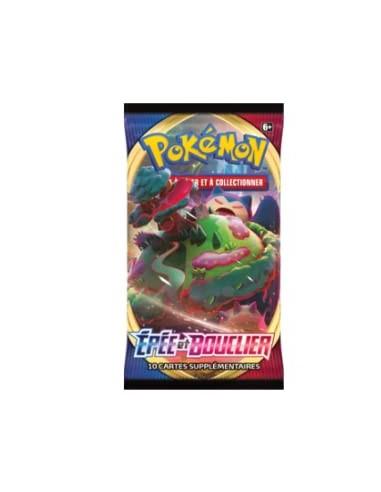 Pokémon - Booster : Épée et Bouclier S01