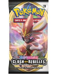 Pokémon - Booster : Épée et...