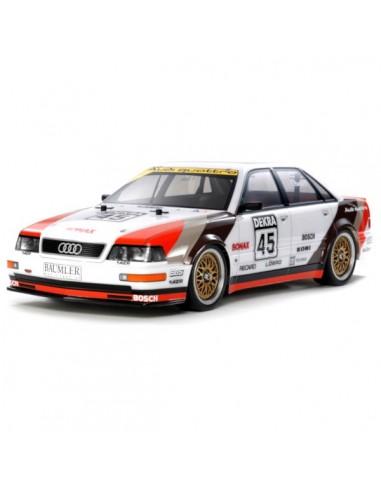 TAMIYA TT-02 AUDI V8 TOURING 1991