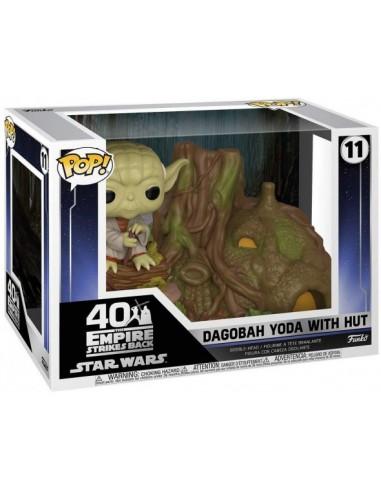 Pop figurine - Star Wars - Dagobah...