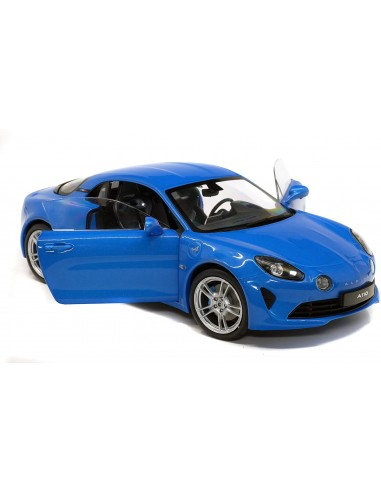Renault Alpine A110 Pure- Bleu Alpine...