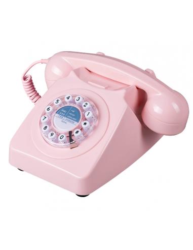 Telephone serie 746 rose