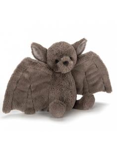 Peluche bashful bat medium