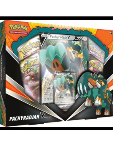 Pokémon -  Coffret : Pachyradjah-V...