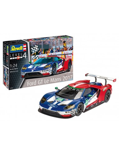 Maquette Voiture Revell Ford GT Le...