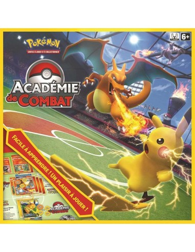 Pokémon - Jeu Académie de Combat