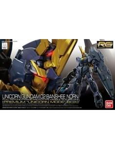 Gundam rg unicorn banshee...