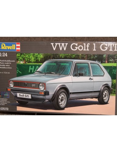 Maquette Voiture Revell VW Golf 1 GTI