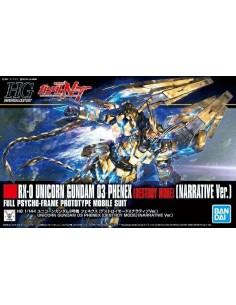 Gundam hg unicorn phenex 1/144