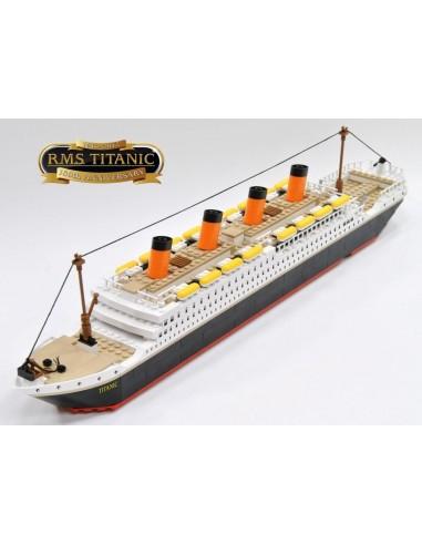 Cobi titanic r.m.s 600 pcs