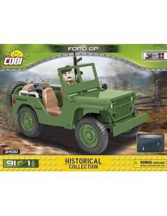 Cobi ford gp 4x4 - 91 pcs -
