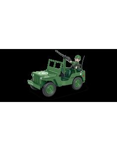 Cobi jeep willys 4x4 91 pcs
