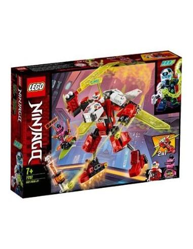 Lego Ninjago - L'avion-robot de Kai