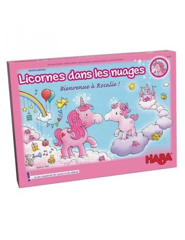 Licornes dans les nuages - Bienvenue...