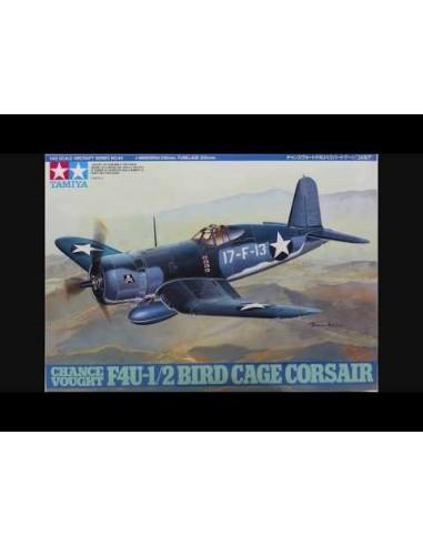 Corsaire 1/48 f4u-1/2 bird - Tamiya -