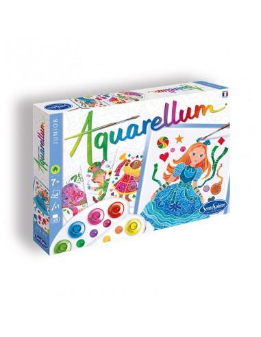 Aquarellum Junior - Alice au pays des...