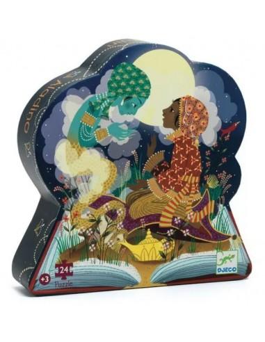 Puzzle - Djeco - Aladin - 24 pièces -