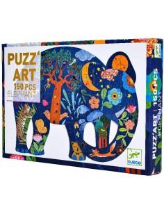 Puzzle - Djeco - Art -...