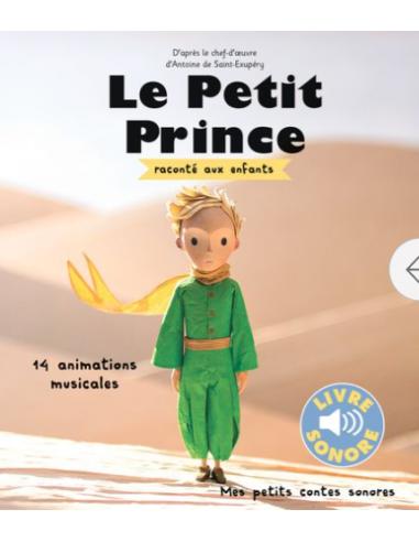 Le Petit Prince - Livre Sonore