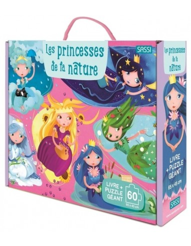 Puzzle - Sassi - Les princesses de la...