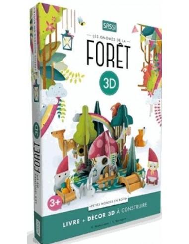 Sassi 3d - Les Gnomes de la forêt - 3...