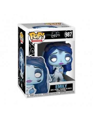 Pop - Disney - Emiliy - Noce funèbre...