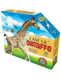 Puzzle - Giraffe - 100...