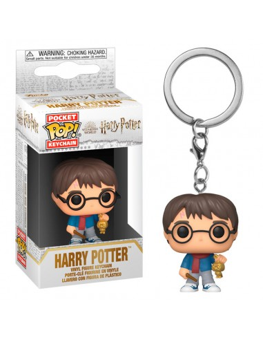 Pop - Pocket porte clé - Harry Potter...