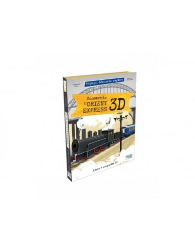 Sassi - 3D - L'orient Express -...