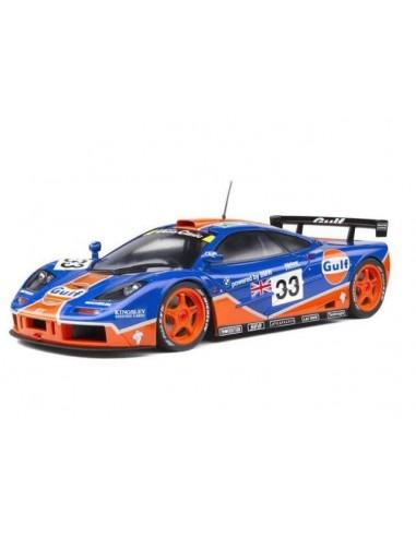 Mclaren F1 GTR 24h le Mans 1996 -...