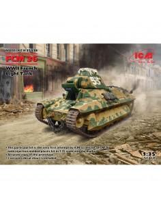 FCM 36 Tank Français 1/35 -...