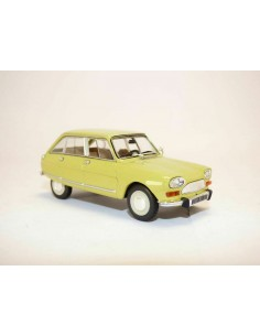 Citroën AMI 8 1970 Jaune...