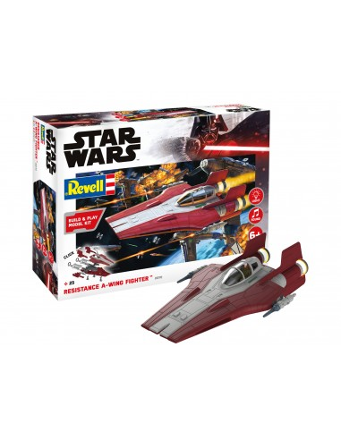 Maquette Revell Star Wars A-Wing...