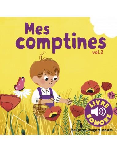 Mes Comptines - Volume 2
