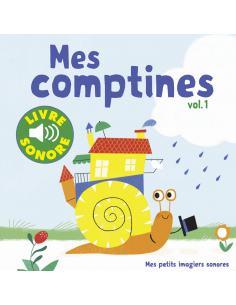 Mes Comptines - Volume 1