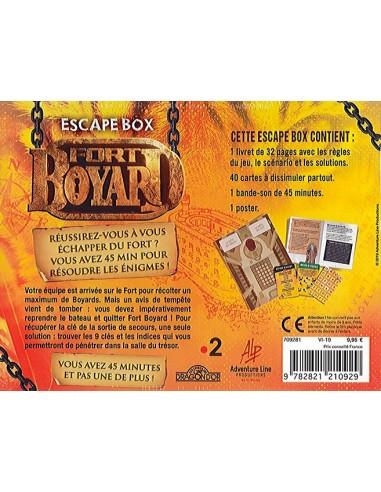 Escape Box - Fort Boyard