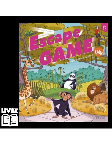 Escape Games Kids : Sauve les animaux...