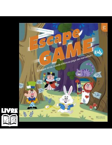 Escape Games Kids : Echappe-toi du...