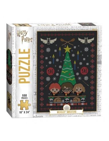 Puzzle Harry Potter 550 pièces -...