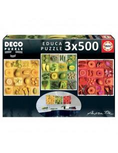 Puzzle Educa - 1500 pièces...